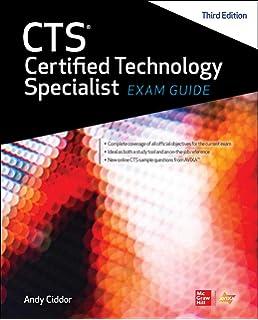 Cts D Certified Technology Specialist Design Exam Guide Grimes Brad Inc Avixa 9780071835688 Amazon Com Books
