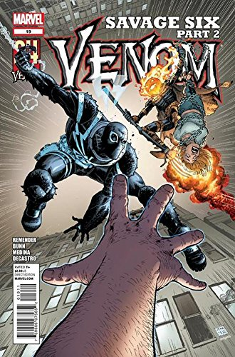 Venom #19 Savage Six Part 2 (Savage Venom Six)