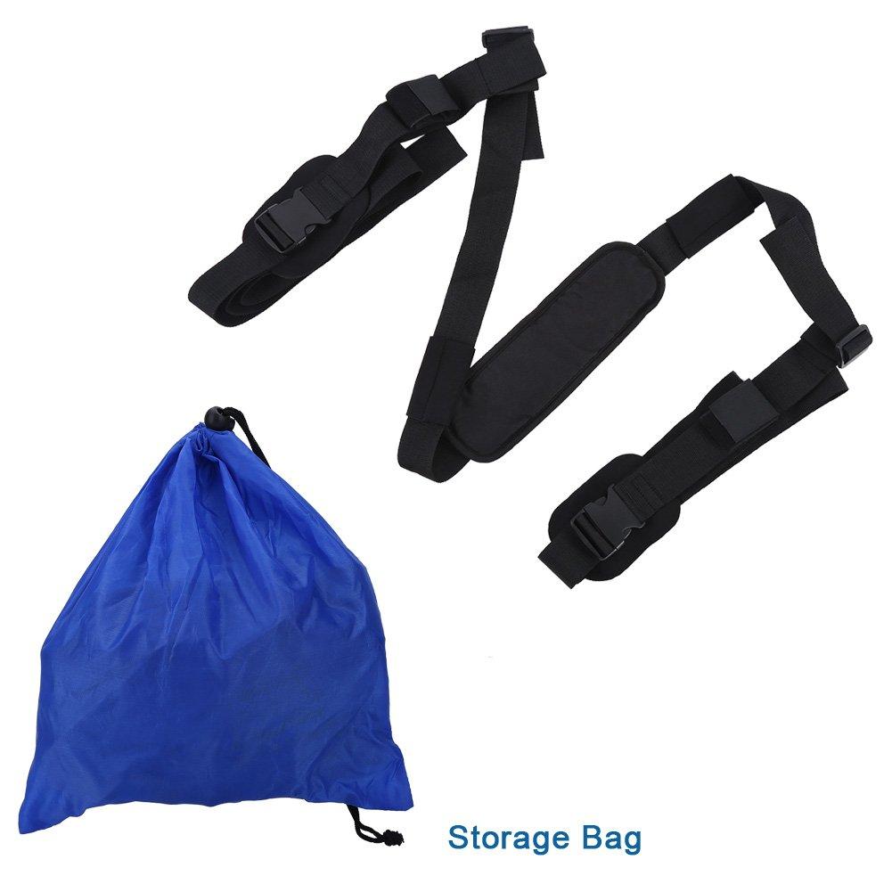 Vbestlife Kayak Carrying Strap Portable Surfboard Shoulder Strap Adjustable Nylon Canoe SUP Surfboard Strap Longboard Carry Belt by Vbestlife (Image #8)