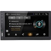 Universal 2 Din 7 inch touchscreen auto autoradio GPS navigatie Android 9.0 OS in Dash Multimedia Player WiFi BT…