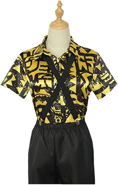 Strangestory Stranger Things camiseta Eleven Cosplay disfraz 3D imprimir amarillo manga corta camiseta blusa mujer camisa hombres chica XS traje: Amazon.es: Ropa y accesorios