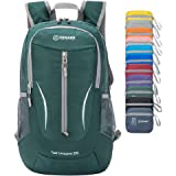 8f4f52e55bce Amazon.com : Gemeer Foldable Backpack - Lightweight Packable Durable ...