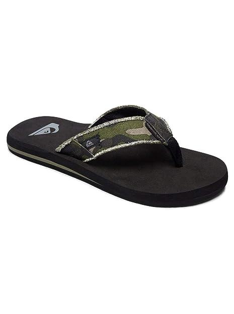Quiksilver Monkey Abyss Zapatos de Playa y Piscina para Hombre