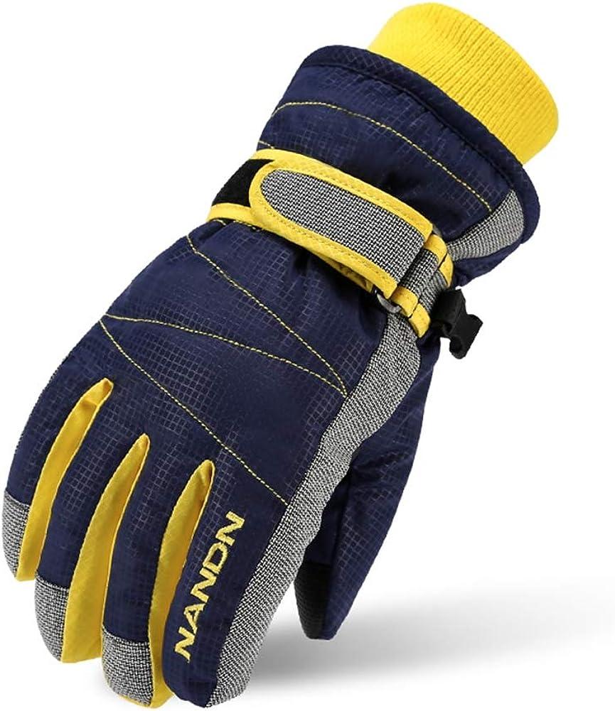 Winter Ski Gloves Snowboard...