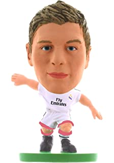 4fbcb3903 Soccerstarz Real Madrid Toni Kroos Home Kit (2015 Version) Toy Football  Figures
