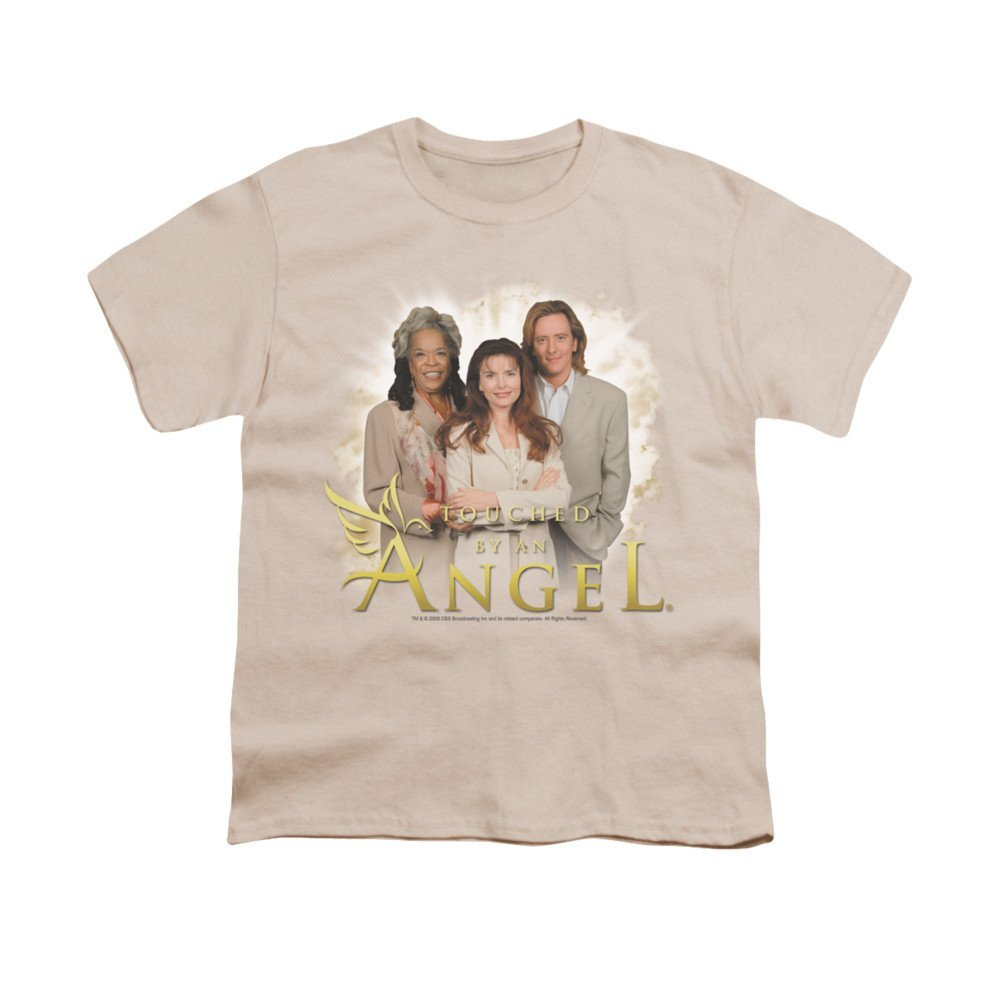 Touched by an Angel an Angel Youth T-Shirt