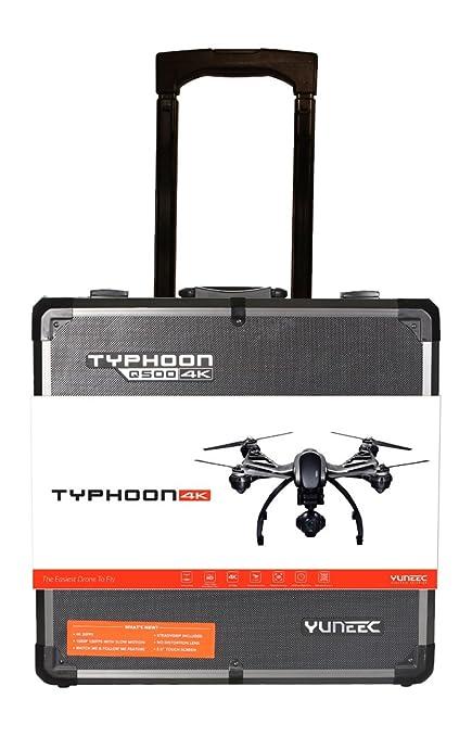 Amazon.com : YUNEEC Q500 4K Typhoon Quadcopter with CGO3 ...