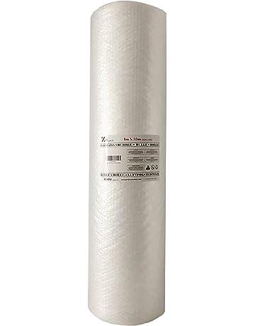 Zs Products- Rollo de plástico de burbujas (Ancho 1 metro Largo 25 metros)