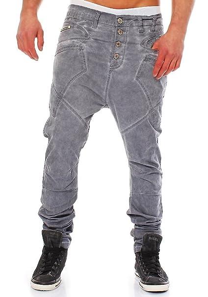 4969050d7 Redbridge Hombres Vaqueros Pantalones Vintage Baggy Algodón Moda Jeans:  Amazon.es: Ropa y accesorios