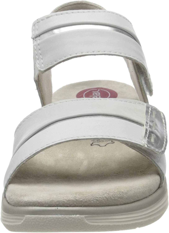 Sandalia con Pulsera para Mujer Jana 100/% comfort 8-8-28402-24