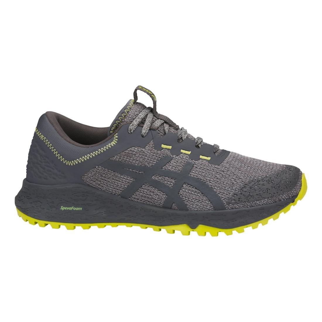 ASICS Women's Alpine XT Running Shoe B074CKJK7T 7 B(M) US|Mid Grey/Carbon/Sulphur Spring