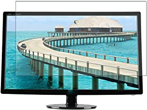 Puccy 2 Pack Anti Blue Light Screen Protector Film, compatible with Acer S220 / s220hqlb / s220hqlbbd / s220hqlbbid / s220hqlbrbd 21.5