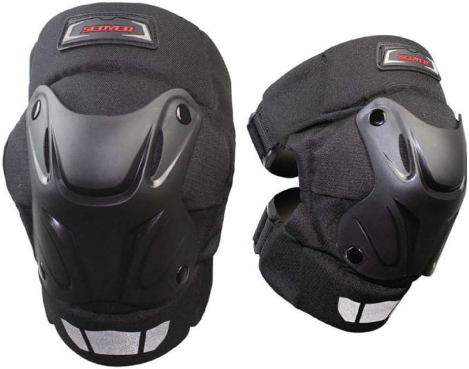 N/A Protector de Rodilla de Motocicleta protección de Motocicleta Rodillera Protector de Rodilla de Motocicleta Racing Sport Motocross Rodilleras