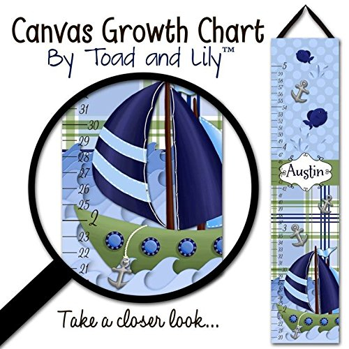 growth chart personalized - 4