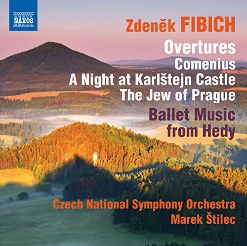 Fibich: Orchestral Works, Vol. 4 by Czech National Symphony Orchestra (2014-12-09)