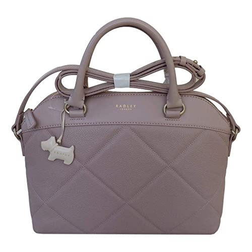 da85a665d3 RADLEY 'Fenchurch Street' Medium Pale Pink Leather Multiway Bag - RRP £219:  Amazon.co.uk: Shoes & Bags