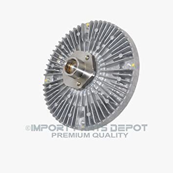 Motor Ventilador de embrague para VW Volkswagen Passat 1.8L/2.0L Diésel Premium 058121350 nuevo: Amazon.es: Coche y moto