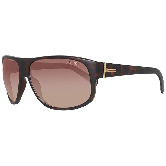 GUESS GU0130-61M00, Gafas de Sol para Hombre, Marrón, 61