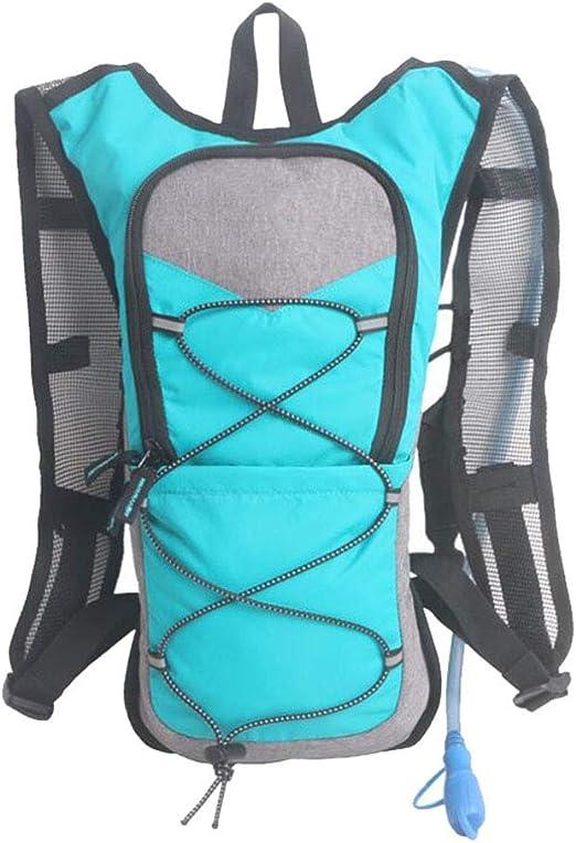 HBHJG 12L Senderismo Mochila/Bicicleta Mochila/Bolsa de Ejercicios/Bolsa de Yoga - Impermeable, Secado rápido, natación al Aire Libre ponible, Camping/Senderismo, Pesca Poliéster Rojo, Azul: Amazon.es: Hogar
