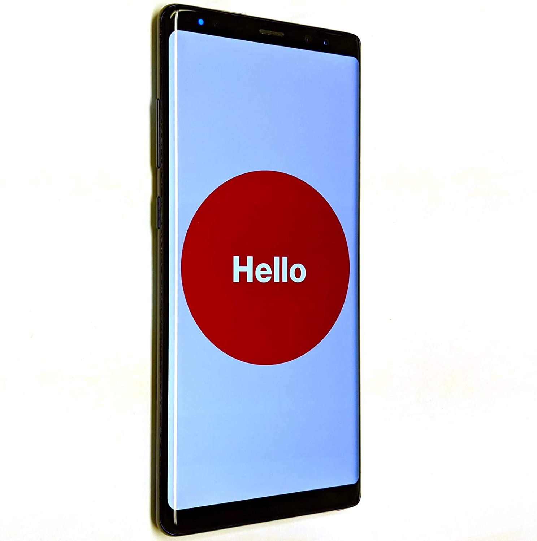 Samsung Galaxy Note 8 Verizon Wireless / GSM Unlocked 64GB - Midnight Black