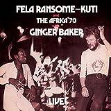 Fela Live With Ginger Baker (Vinyl)