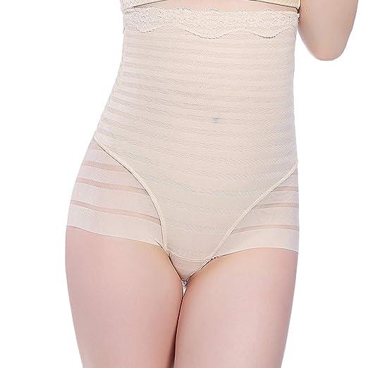 585caece64 XOKIMI Women Shapers High Waist Slimming Tummy Control Knickers Pantie  Briefs Magic Body Shapewear Corset Underwear