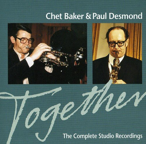 Together: The Complete Studio Record Ings ()