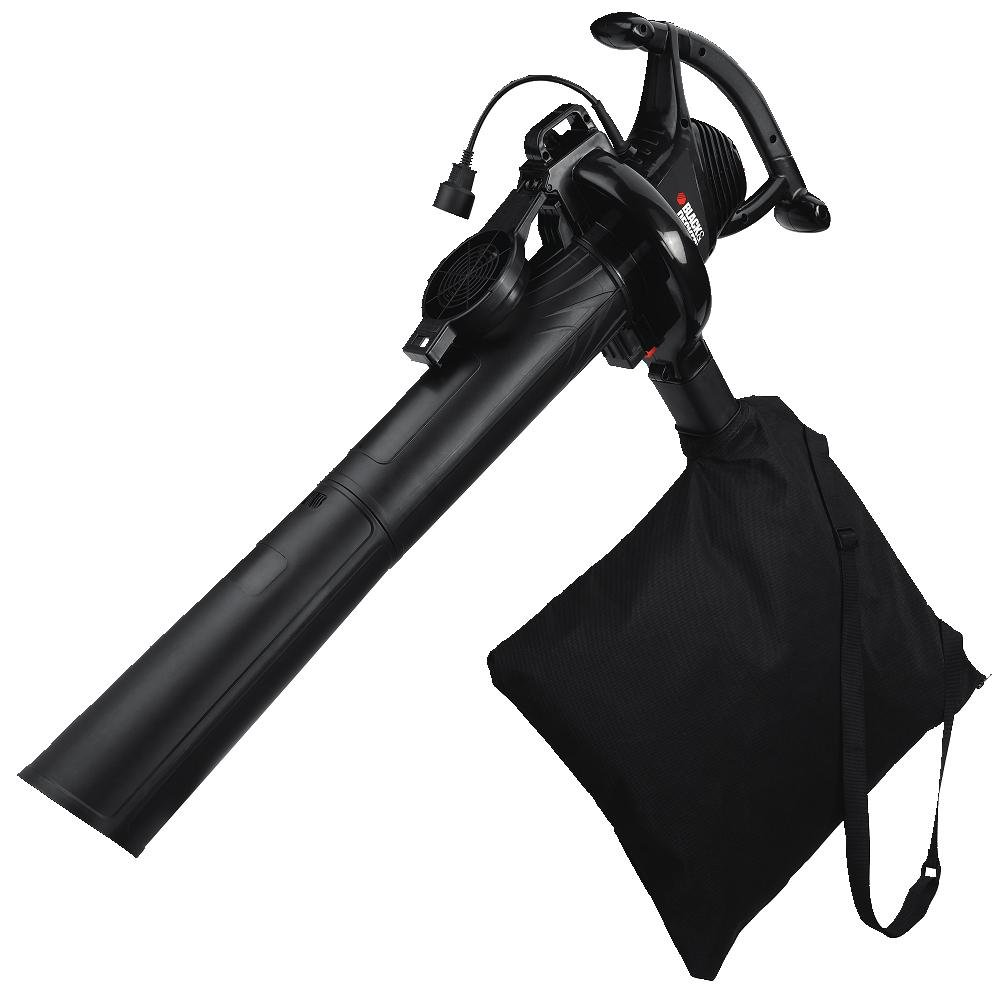 Black & Decker BV3100 12-Amp Blower/Vacuum/Mulcher