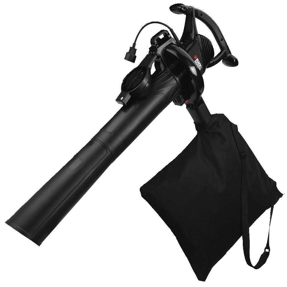 BLACK+DECKER BV3100 12-Amp Blower/Vacuum/Mulcher