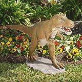 T Rex Scaled Dinosaur Statue Design Dinosaur Garden Sculpture Statue