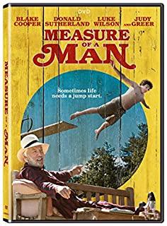 Book Cover: Measure Of A Man