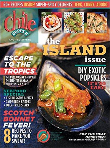 Chile Pepper Magazine - Magazine Subscription from MagazineLine (Save 9%)