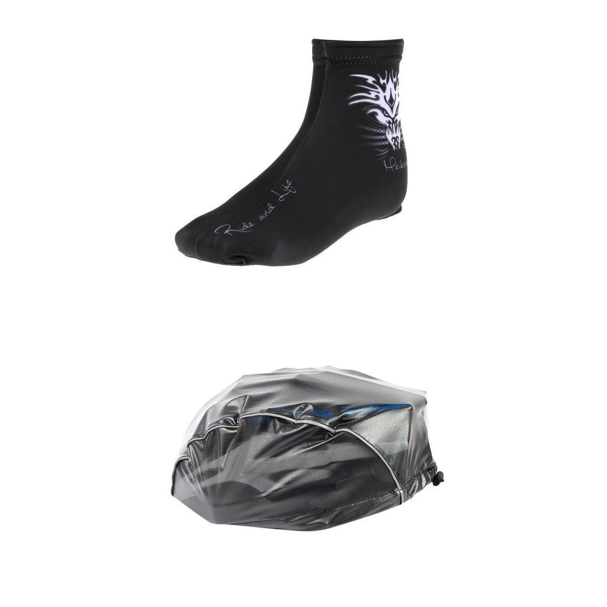 D DOLITY Premium Bolsas Protectoras de Zapatos y Cascos para ...
