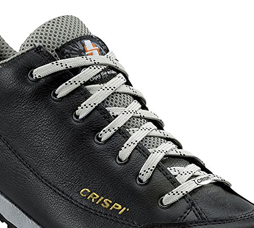 Crispi Isy GTX Leather Black Chaussure basse mixte Noir Taille 41