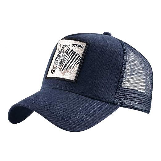 Gorra de béisbol Bordado Camionero Gorra de Conductor Gorra ...