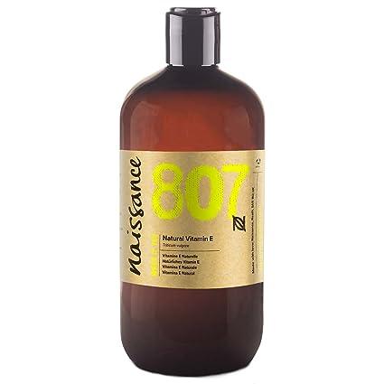 º 807 (Aceite) – 500ml - Natural, vegana