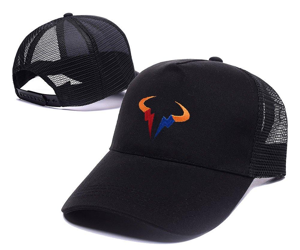 haoxy Rafael Nadal RAFA vamos Mesh Cap sombrero de malla gorra de ...