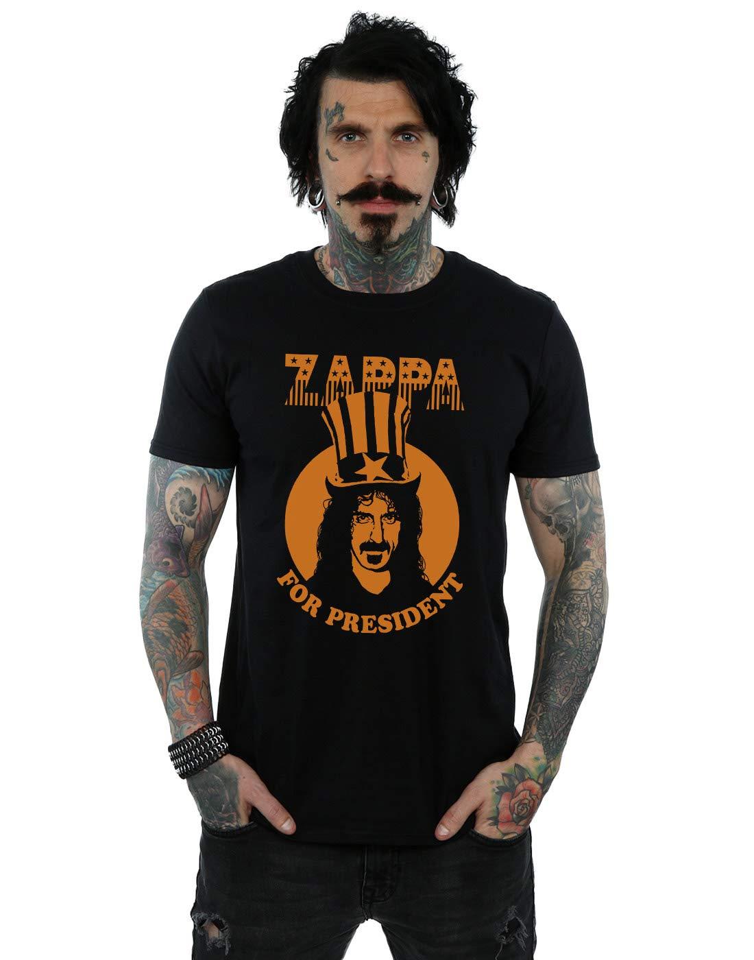 Frank Zappa S For President Tshirt