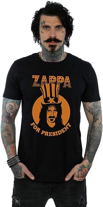 Frank Zappa Girls For President T-Shirt