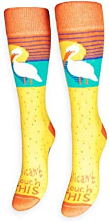 product image for Freaker Feet Over the Calf Socks - Pelican't Touch This