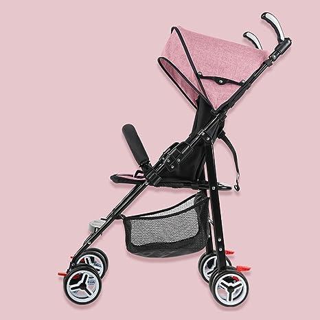 Cochecito De Bebé De 3-48 Meses Muy Ligero Capacidad Plegable MAX 25 Kg De
