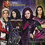 img - for Disney Descendants Wall Calendar (2017) book / textbook / text book