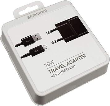 Samsung Micro USB Netzteil 10 Watt EU schwarz Original