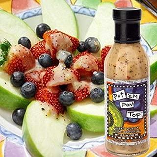 product image for Gullah Gourmet - Sweet Vidalia Onion Dressing - Put 'em 'pon Top - 12 FL OZ Bottle