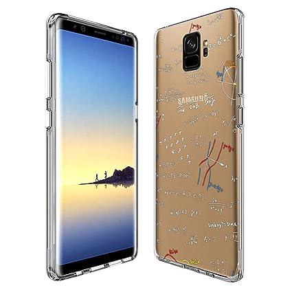 Amazon.com: Beemars - Carcasa para Samsung Galaxy S9, diseño ...