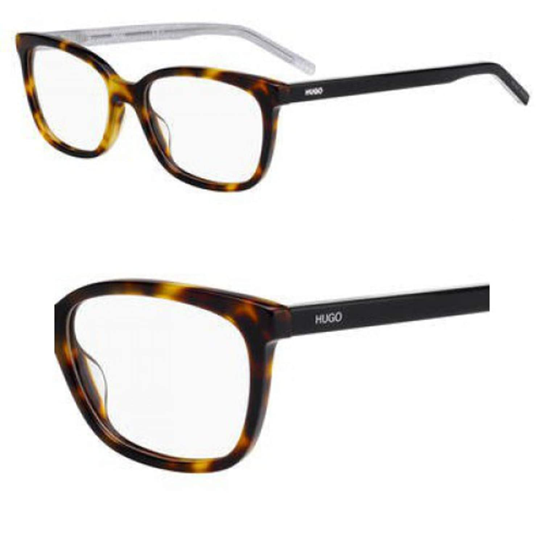 hug Hg 1012 0086 Dark Havana Eyeglasses Hugo