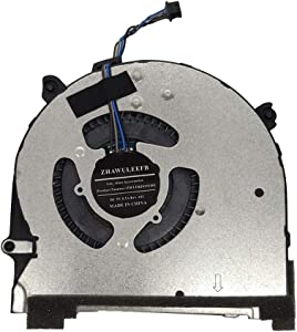 ZHAWULEEFB Replacement CPU Cooling Fan for HP ProBook 640 645 G4 HSN-I14C-4 FK3N DFS551205ML0T