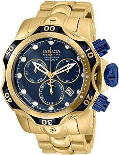 Invicta Reserve Mens 52mm Venom Gen III Swiss Quartz Chronograph Stainless Steel Bracelet Watch (25978