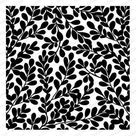 Boxwood Cover-a-Card Unmounted Cling Rubber Stamp CC258