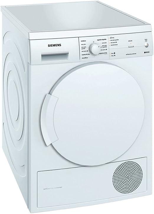 Siemens - Secadora de condensación WT44W101EE con capacidad de 7 ...